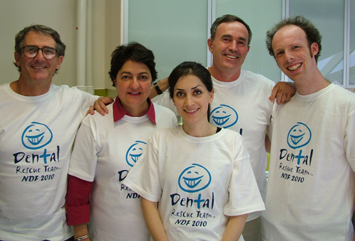 Chatswood Dental Care Volunteers to Help Those in Need